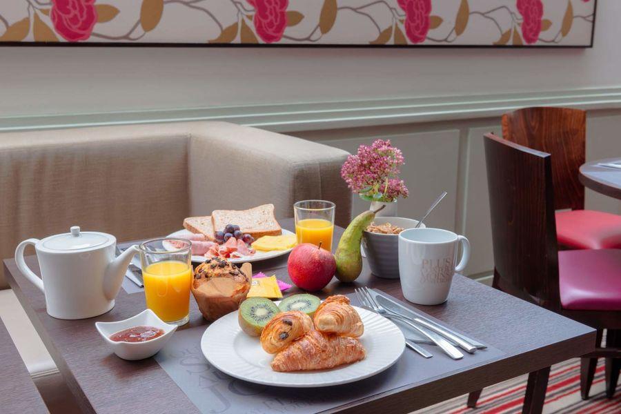 Hôtel Paris Boulogne **** Petit-déjeuner