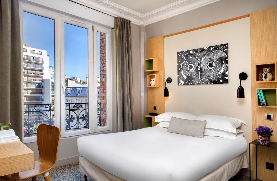 Chouette Hotel *** Chambre
