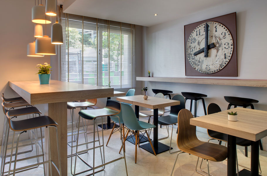 Chouette Hotel *** Espace coworking