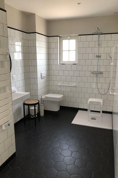 Les Manoirs des Portes de Deauville Salle de bain