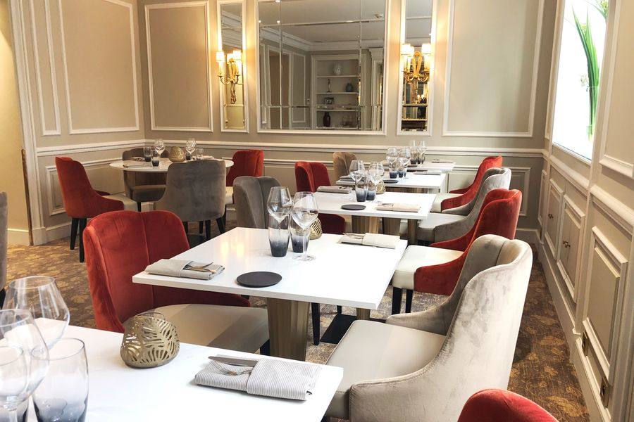 Hôtel Westminster **** Restaurant le Céladon