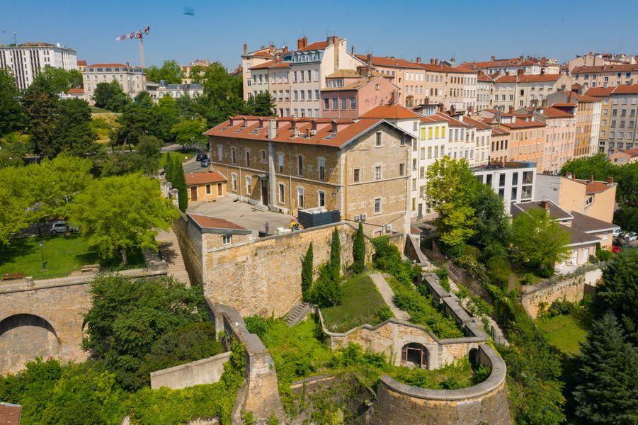 Fort Superposition à Lyon 5