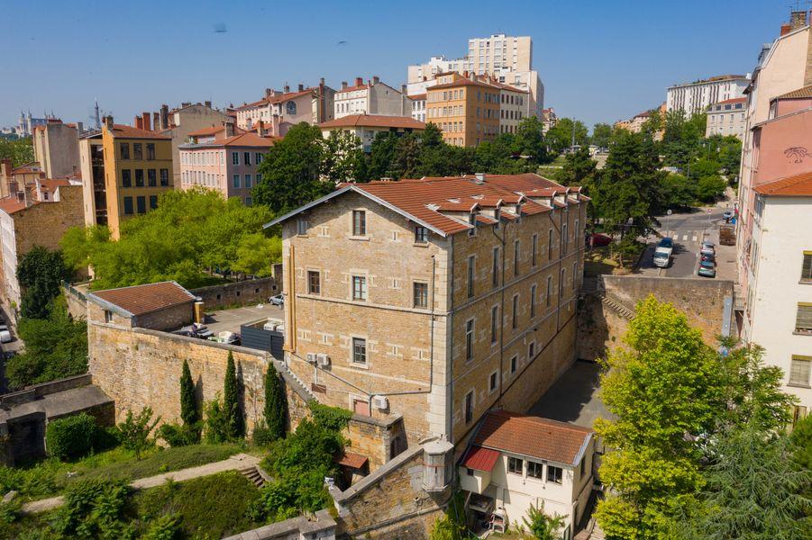 Fort Superposition à Lyon 6