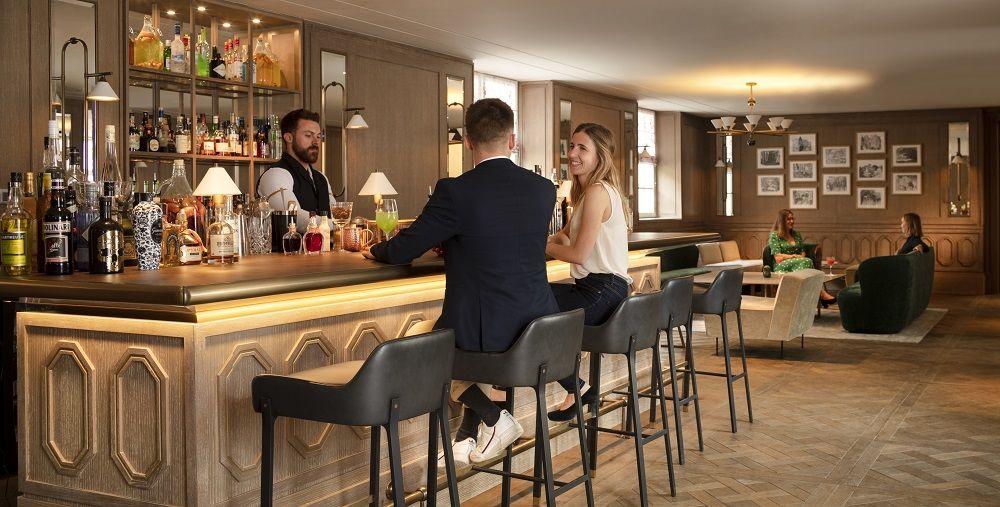 Hyatt Regency Chantilly **** Condé Punch & Cocktail bar