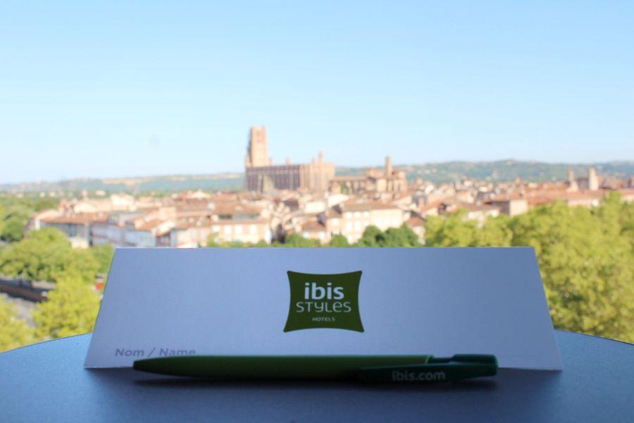 Ibis Styles Centre le Theatro Salle Panoramique