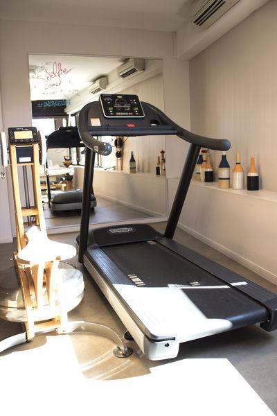 Ibis Styles Centre le Theatro Salle de fitness