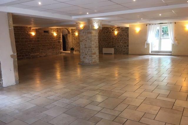 Domaine du Passeloup Salle de réception