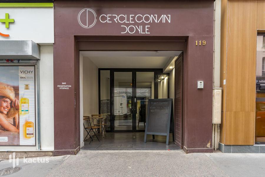 Le Cercle Conan Doyle 36