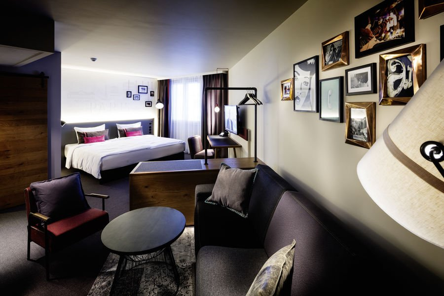 Pentahotel Paris CDG Airport **** Junior Suite