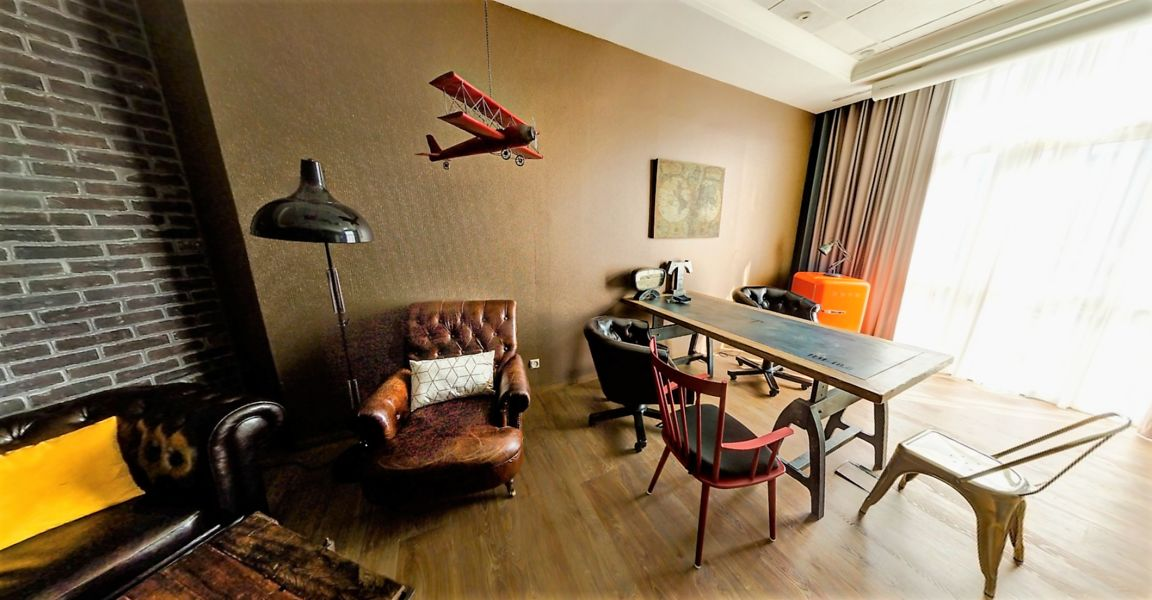 Pentahotel Paris CDG Airport **** Think Tank