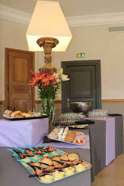 Hôtel Le Mas des Sables *** Cocktail dînatoire à la villa