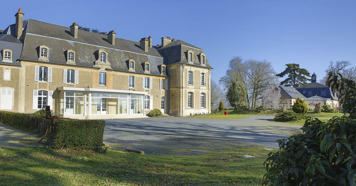Chateau des Monts Entrée chateau