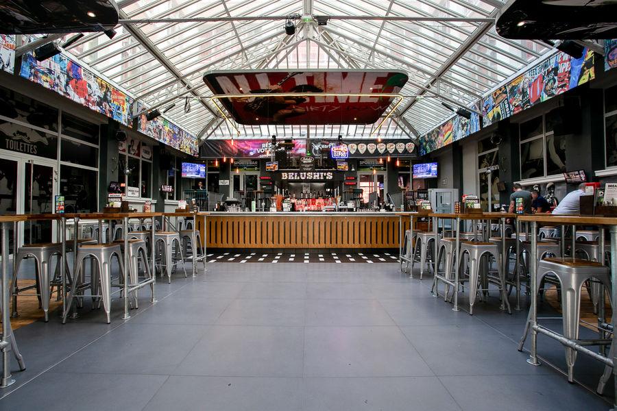 Belushi's Paris Gare du Nord Bar principale