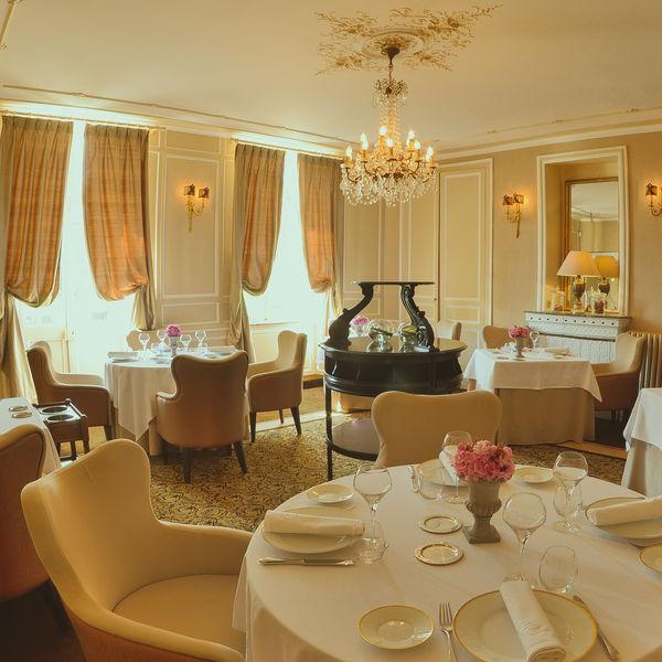 Domaine Château de Faucon **** Restaurant