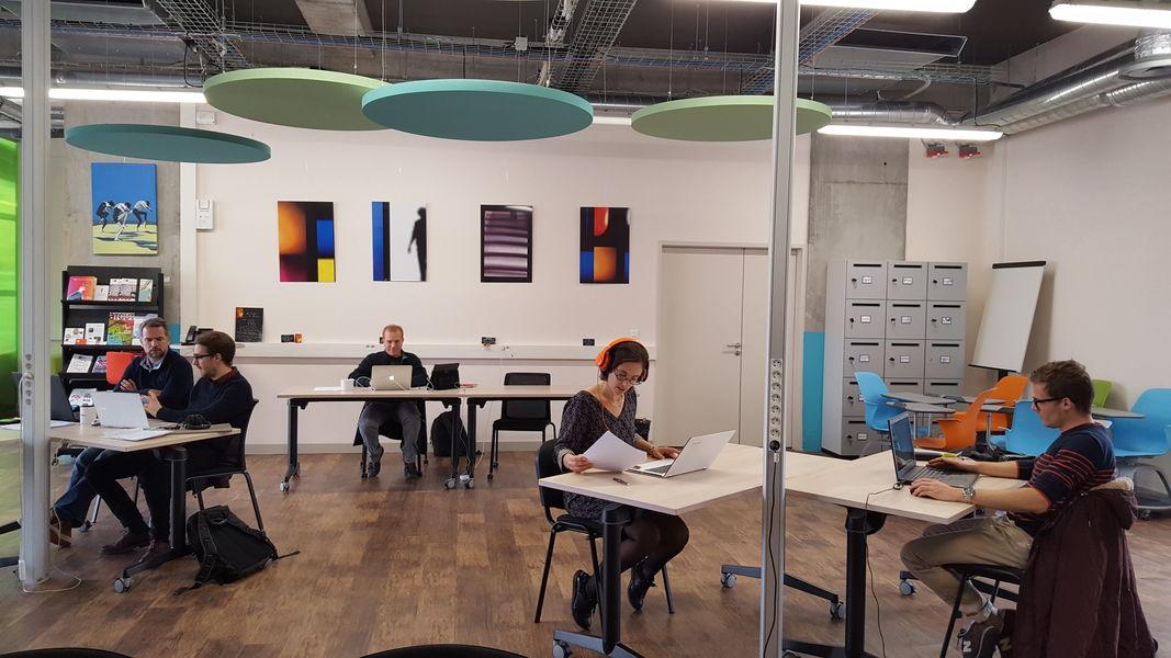 Carrefour de l'Innovation et du Numérique 2