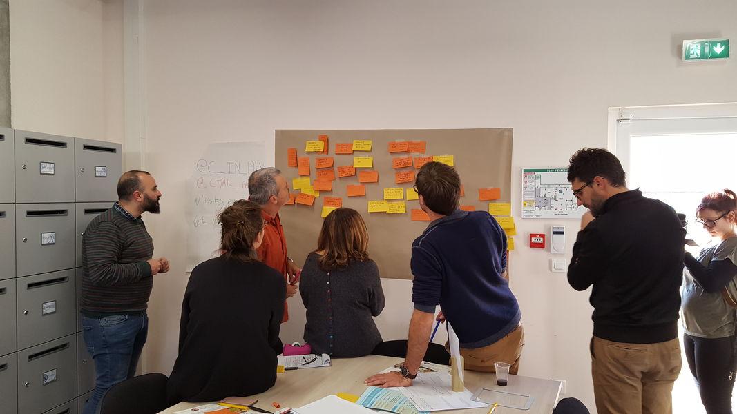 C-IN, Carrefour de l'Innovation et du Numérique Open Space