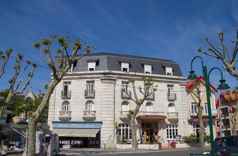 Majestic Hôtel Châtelaillon-Plage Hotel Majestic