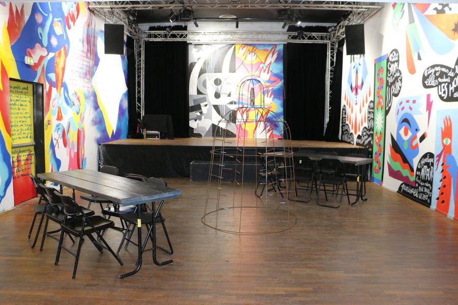 Chromatique Salle Concerts & Expos