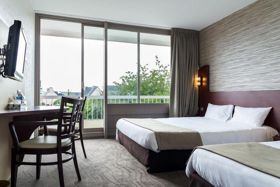 Brit Hotel Saint Brieuc*** Chambre