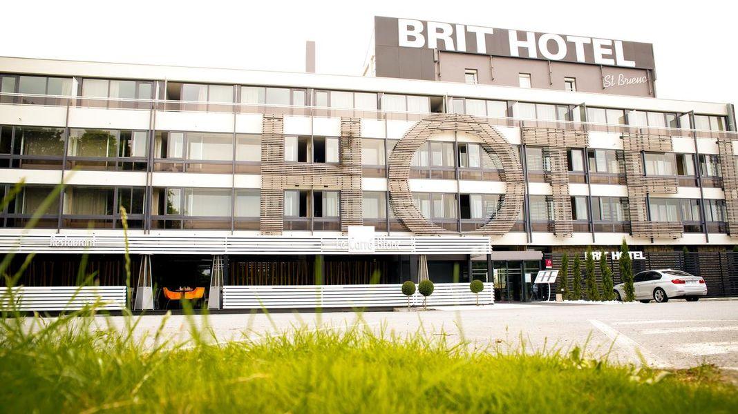 Brit Hotel Saint Brieuc*** Brit Hotel Saint Brieuc***