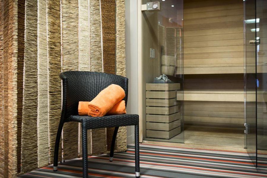 Brit Hotel Saint Brieuc*** Sauna