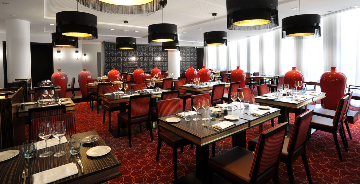 Crowne Plaza Montpellier Corum **** Maxens Restaurant