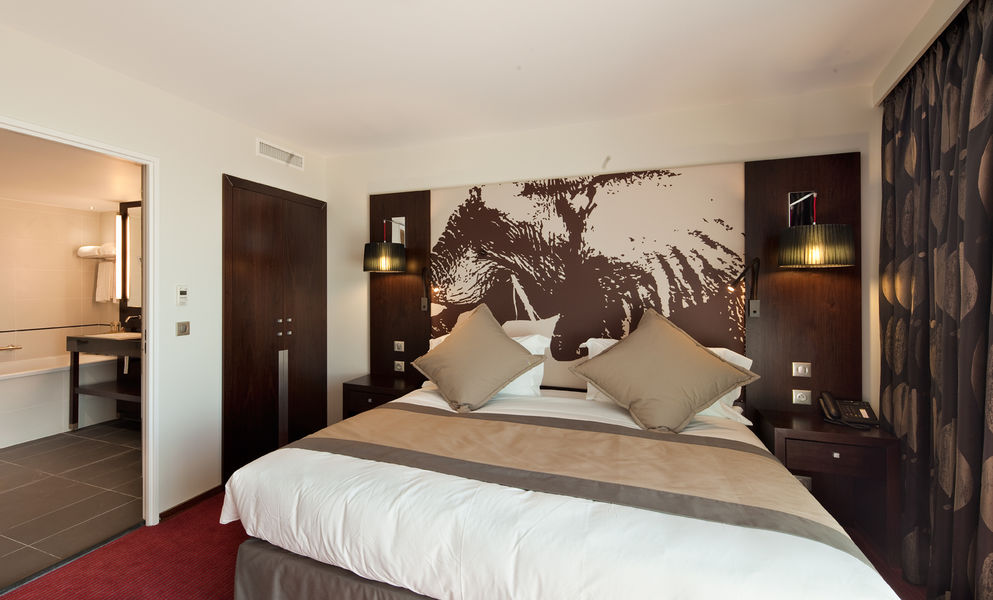 Crowne Plaza Montpellier Corum **** Chambre Suite