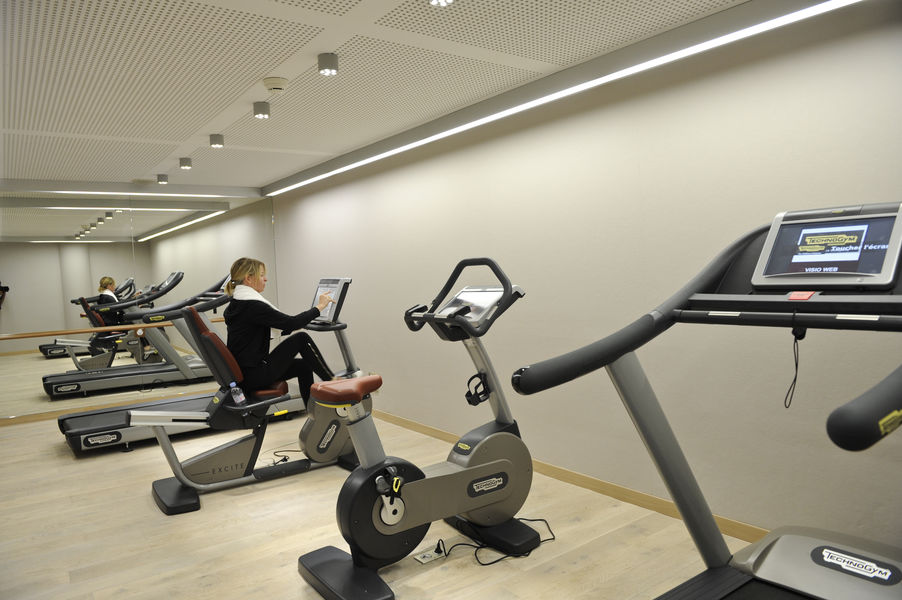 Crowne Plaza Montpellier Corum **** Salle de Fitness