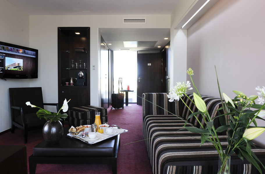 Crowne Plaza Montpellier Corum **** Salon Suite