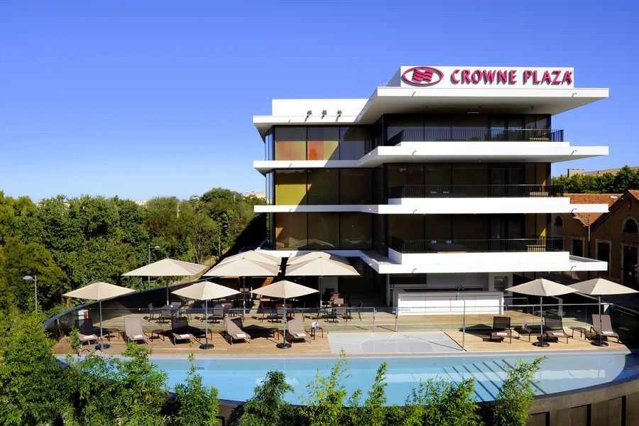 Crowne Plaza Montpellier Corum **** Terrasse
