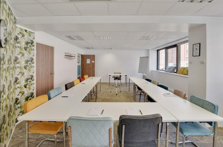 Deskeo Champerret salle 107