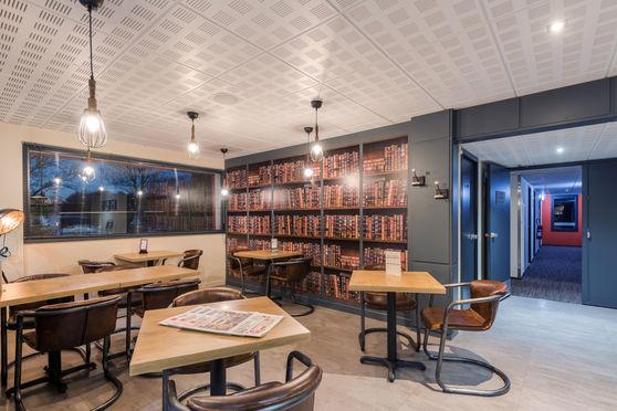 Activités/salon du Brit Hotel La Rochelle – La Brasserie du Cap ***