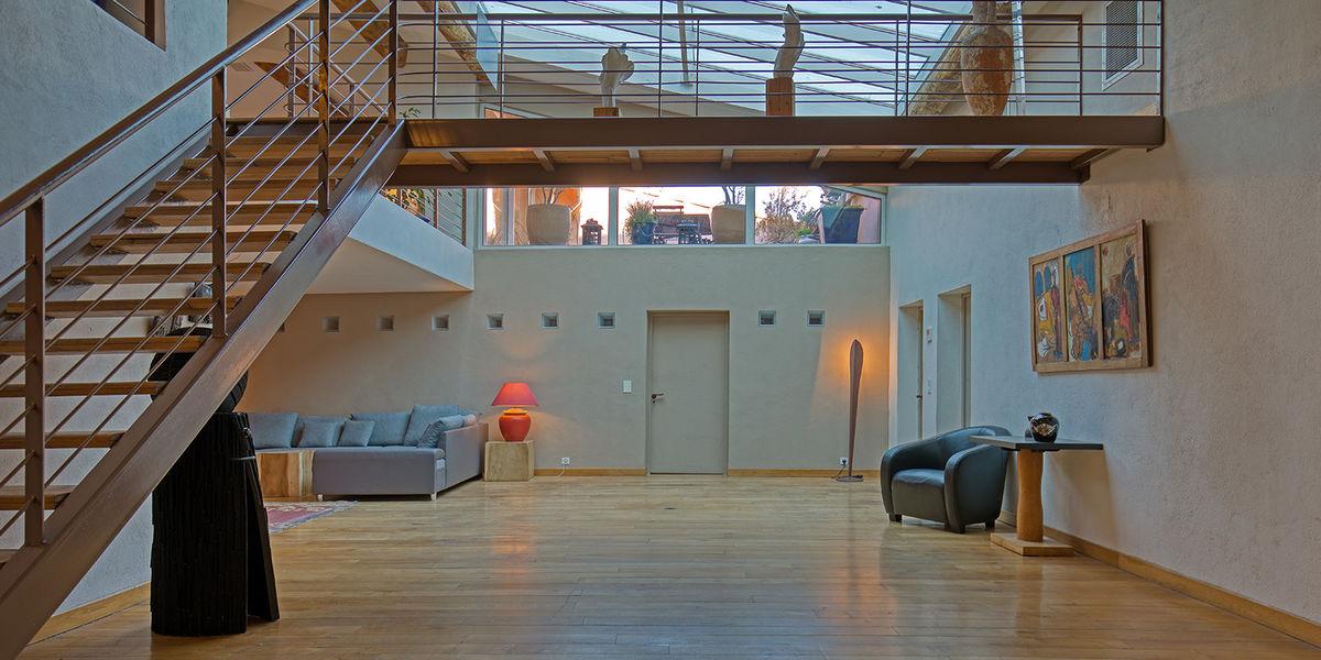 Loft de Vincent Salon n°1