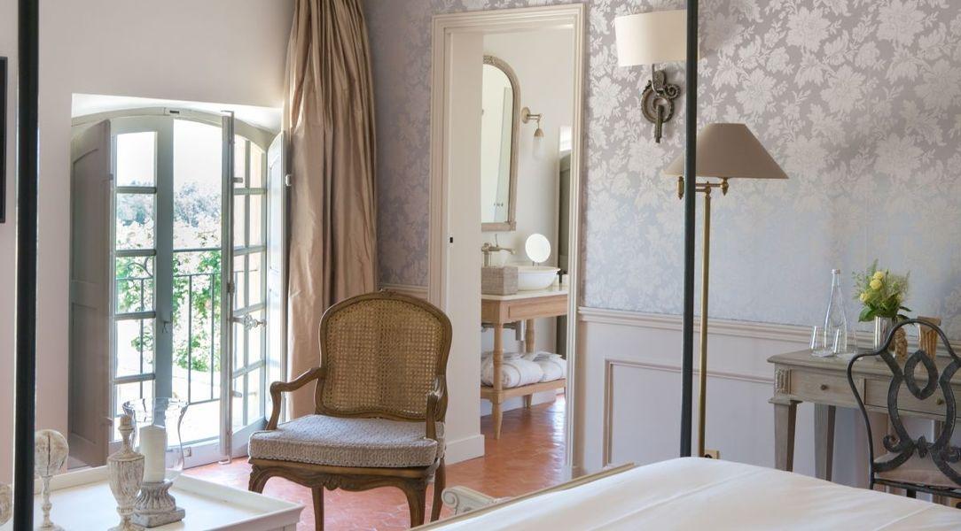 Château de Fonscolombe***** 4