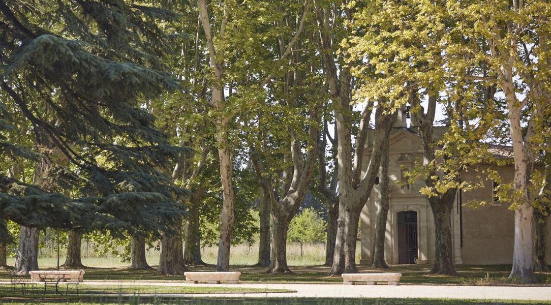 Château de Fonscolombe***** 5