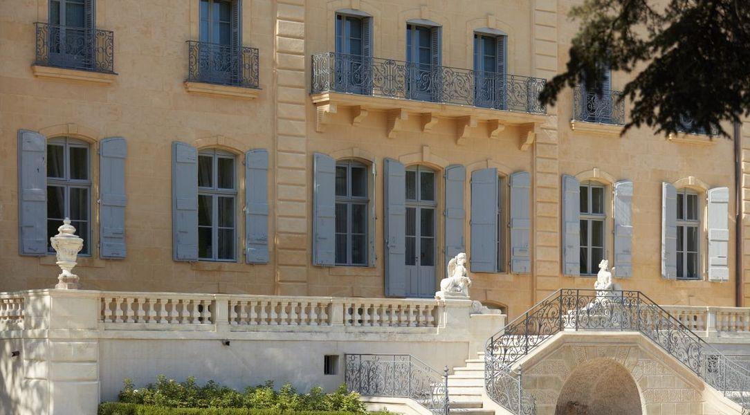 Château de Fonscolombe***** 15