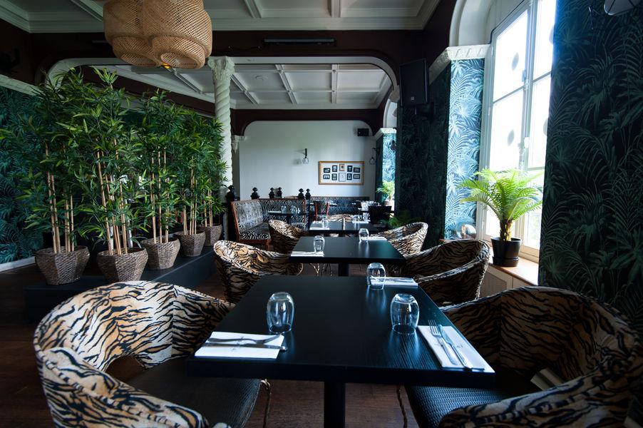 Villa Maasaï Restaurant