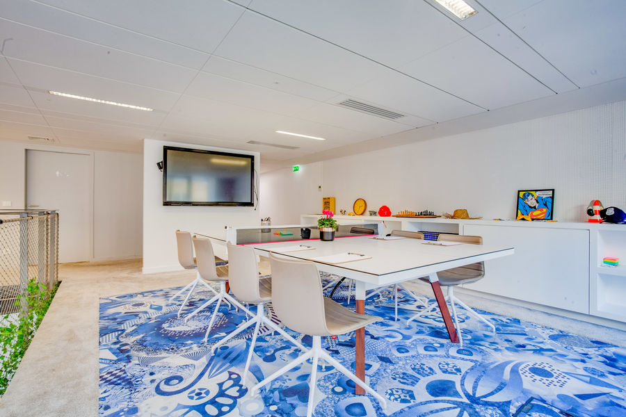 Livepoint Mezzanine Ping Pong