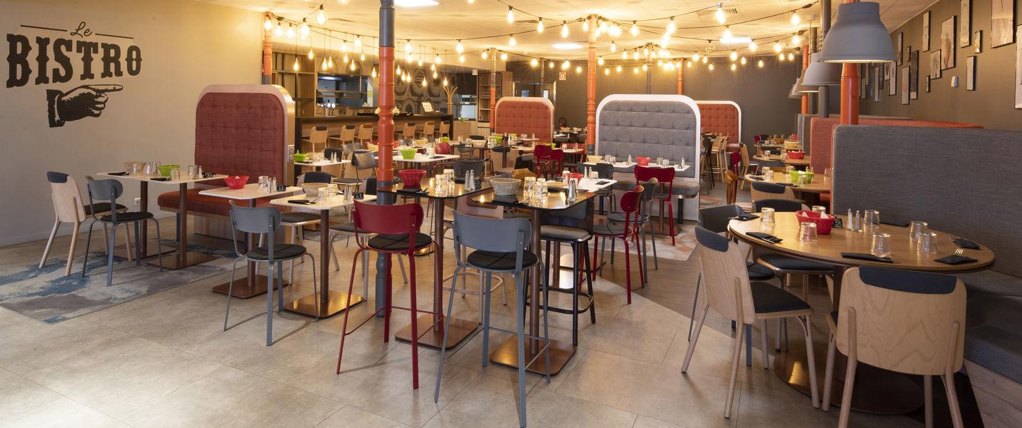 Mercure Lille Aéroport **** Restaurant le Bistro