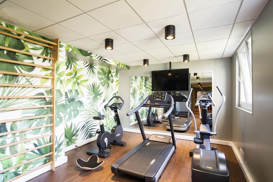 Mercure Lille Aéroport **** Salle de fitness
