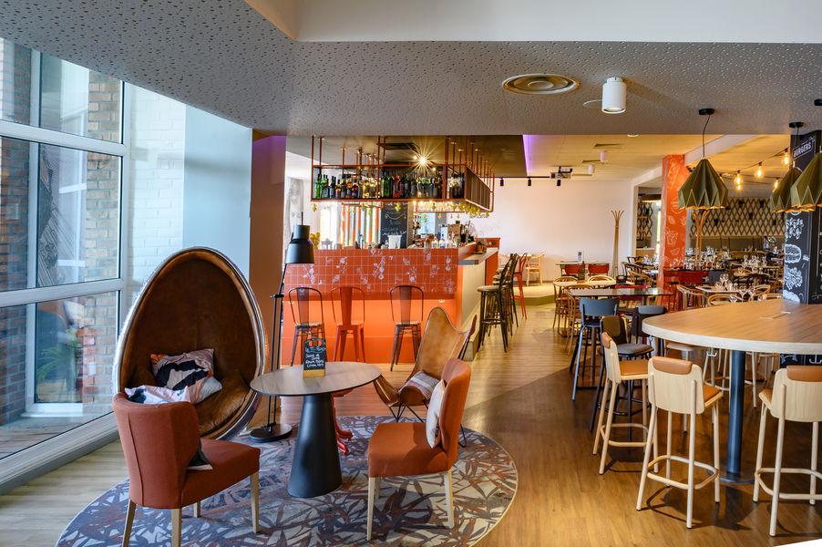 Mercure Lille Aéroport **** Bar de l'hôtel