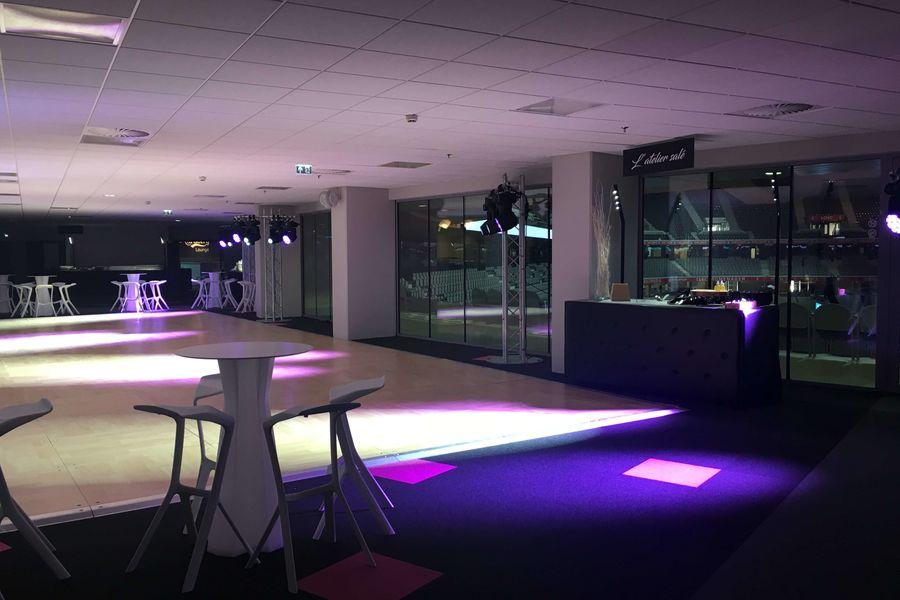 Stade Pierre-Mauroy Salon Visiteurs - Soirée business