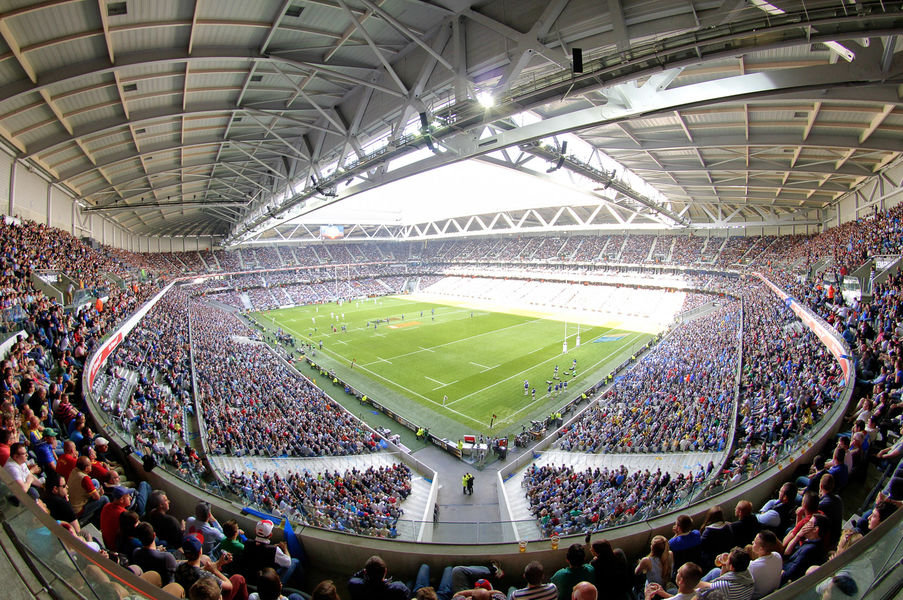 Stade Pierre-Mauroy Stade Pierre-Mauroy