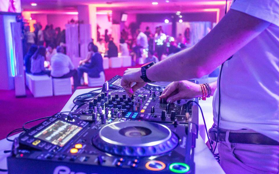 Stade Pierre-Mauroy Prestation DJ
