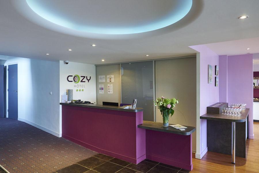 Cozy Hotel*** Accueil Cozy Hotel***