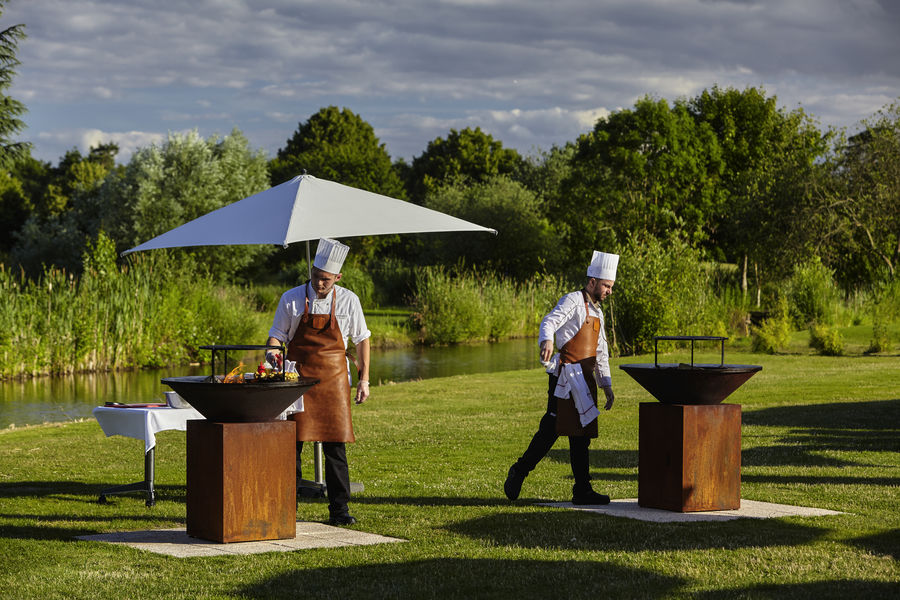 Mercure Chantilly Resort & Conventions  Barbecue