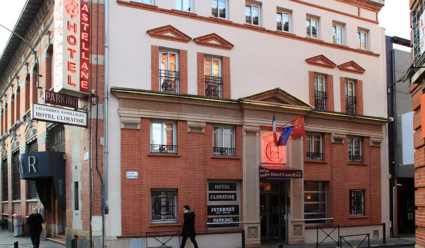 Hôtel Castellane 2* 8