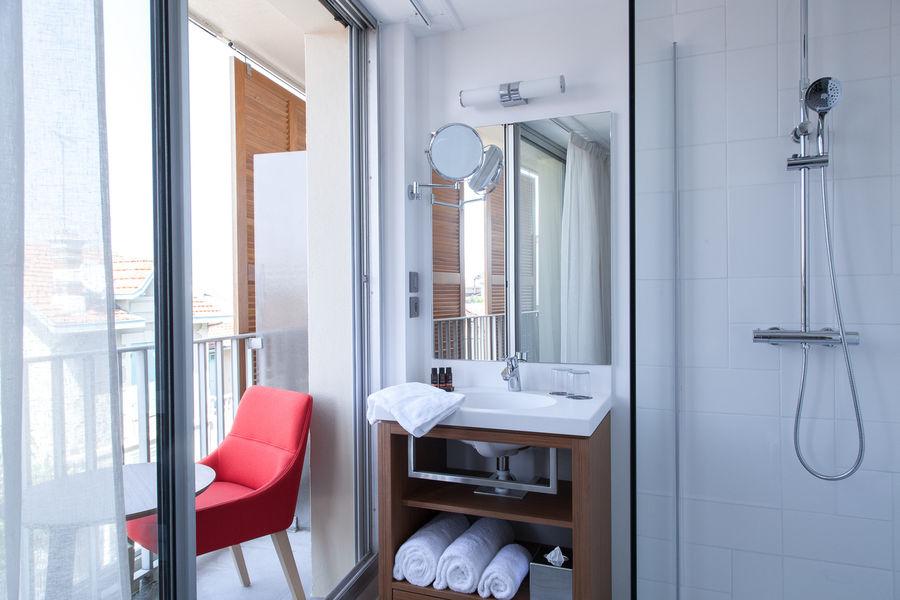 Grand Atlantic Hôtel**** Salle de bain