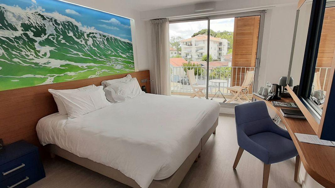 Grand Atlantic Hôtel**** Chambre