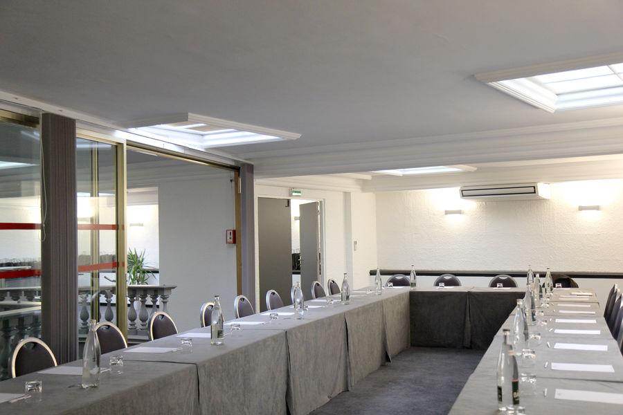 Best Western Plus Hotel Littéraire Alexandre Vialatte **** salon le Dôme
